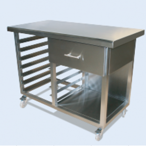 Mesa para hornero